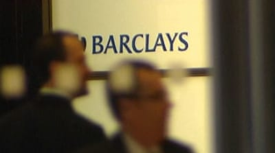 Barclays bank fined $453m for market fixing