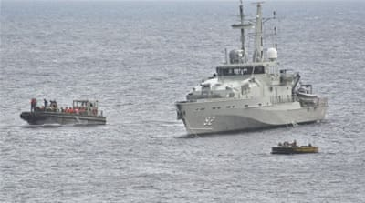 The bill was introduced after two crowded asylum-seeker boats sank off the remote Christmas Island [Getty Image]