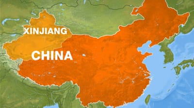 Violence erupts in China's restive Xinjiang