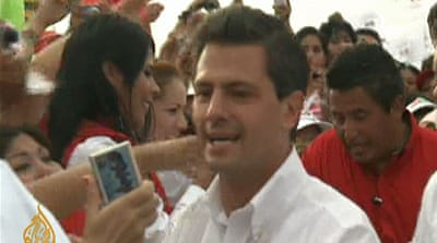 Nieto: New face of Mexico's oldest party