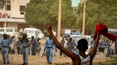 Opposition hopes soar over Sudan protests