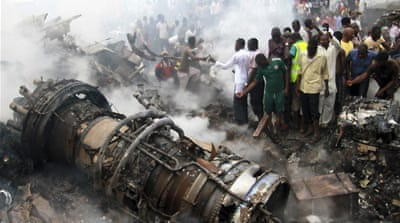 All passengers dead in Nigeria plane crash