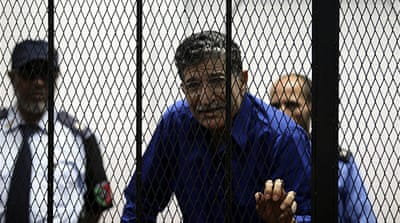 The trial will be seen as a test of Libya's ability to try high profile loyalists and family members of Gaddafi [Reuters]