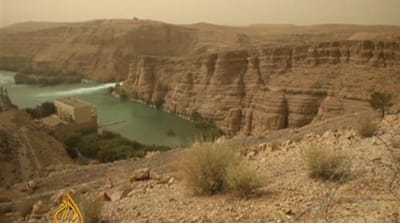 Uncertain future for Afghan dam project