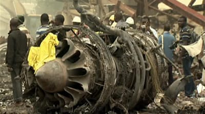 Plane's condition probed after Nigeria crash