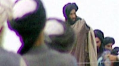 Believed to be 52 years old now, Mullah Omar remains at large, and credible information about him is scarce [AFP]