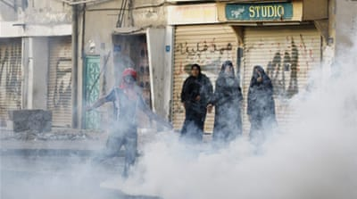 Protests continue on a near-daily basis in Bahrain, mostly in outlying villages where opposition activists live [Reuters]