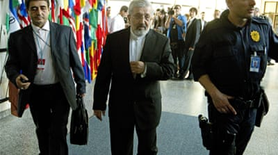 Iran has insisted on an 'experts-level' meeting ahead of scheduled talks with the P5+1 in Moscow [Reuters]