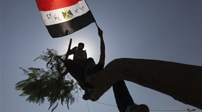 In Pictures: Tahrir protests Mubarak verdict