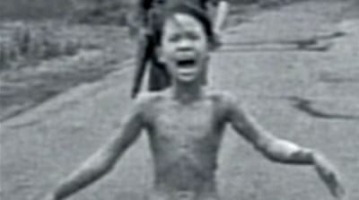 Spy-novel life of Vietnam war's 'napalm girl'