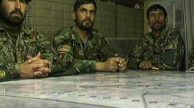 Afghan army lacks specialist capabilities