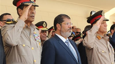 Tantawi pushes back on Egypt's Brotherhood