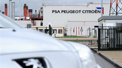 French automaker Peugeot to shed 8,000 jobs