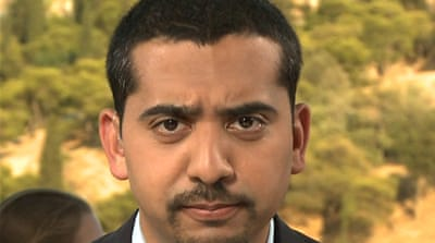 Mehdi Hasan on The Cafe