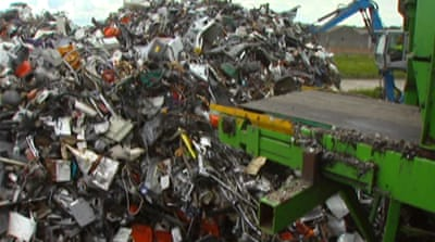EU moves to clean up e-waste