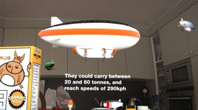 How it Works: Solar Airships