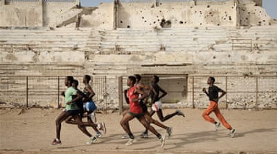Fragile peace bolsters Somali Olympic hopes