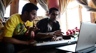 Rap captures voices of dissent in Kashmir