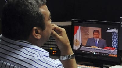 Egypt: Morsi, the military and the media