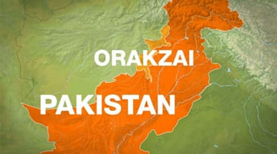 Pakistan jets hit 'fighter hideouts'