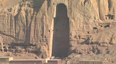 Afghanistan's Bamiyan site threatened again