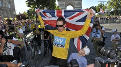 In Pictures: Bradley Wiggins