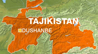 Tajikistan launches attack on rogue warlord