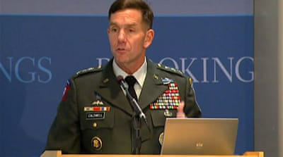 US general accused of Kabul hospital cover-up