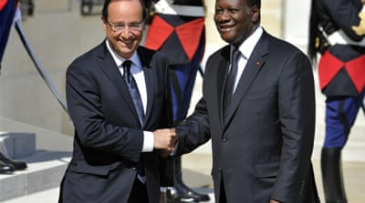 France forgives Ivory Coast's debt worth $4bn