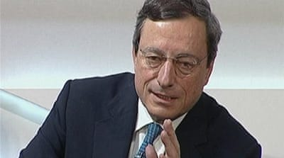 European central bank chief vows to save euro