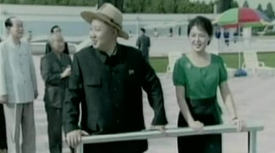 North Korea unveils Kim Jong-un's wife