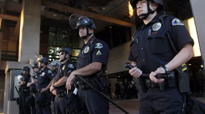 US policing: Institutionalising brutality?