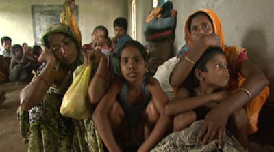 Displaced in India's Assam promised aid