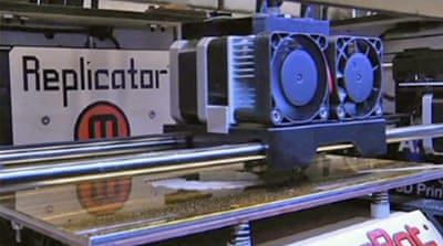 3D printing adds new dimension to old ideas
