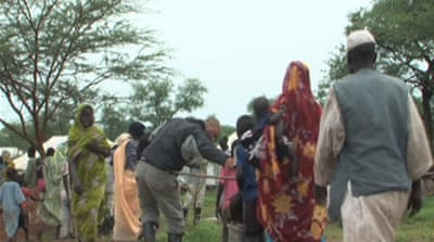 Conditions improve for South Sudan refugees