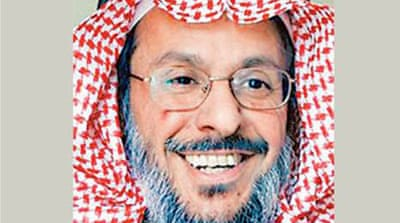 Saad Rashed Mohammed has been a leading opposition figure to Saudi Arabia's ruling monarchy [AP]
