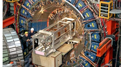 New subatomic particle could be Higgs boson