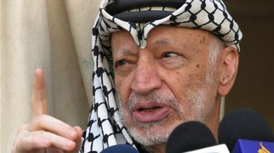 Arafat's widow calls for body to be exhumed
