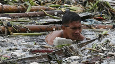 Tropical Storm Saola kills three in Manila
