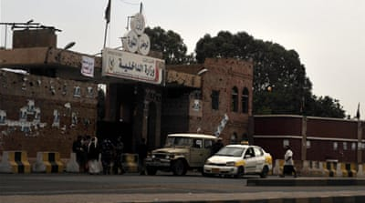 Protests over the rise in fuel prices were dispersed by security force in the capital Sanaa [Reuters]