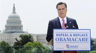 Mitt Romney's health care dilemma