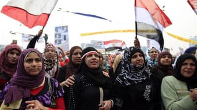 Sexual violence rises in Egypt's Tahrir
