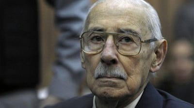 Ex-Argentina ruler guilty of stealing babies