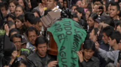Fury over funerals of protesters in Peru