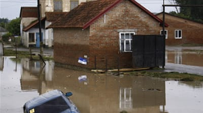 Russians claim government failure in floods