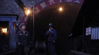 Concerns over safety in Chinese mines