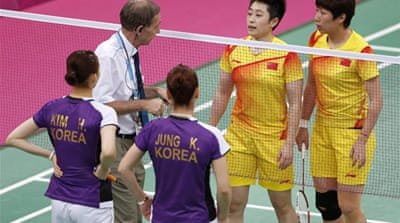 IOC may take further action in badminton row