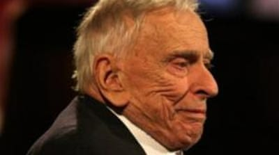 US author Gore Vidal dies at 86