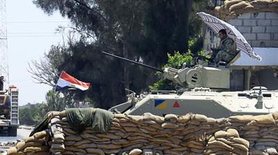 Can Egypt secure Sinai Peninsula?