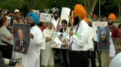 US Sikh temple shooting victims mourned